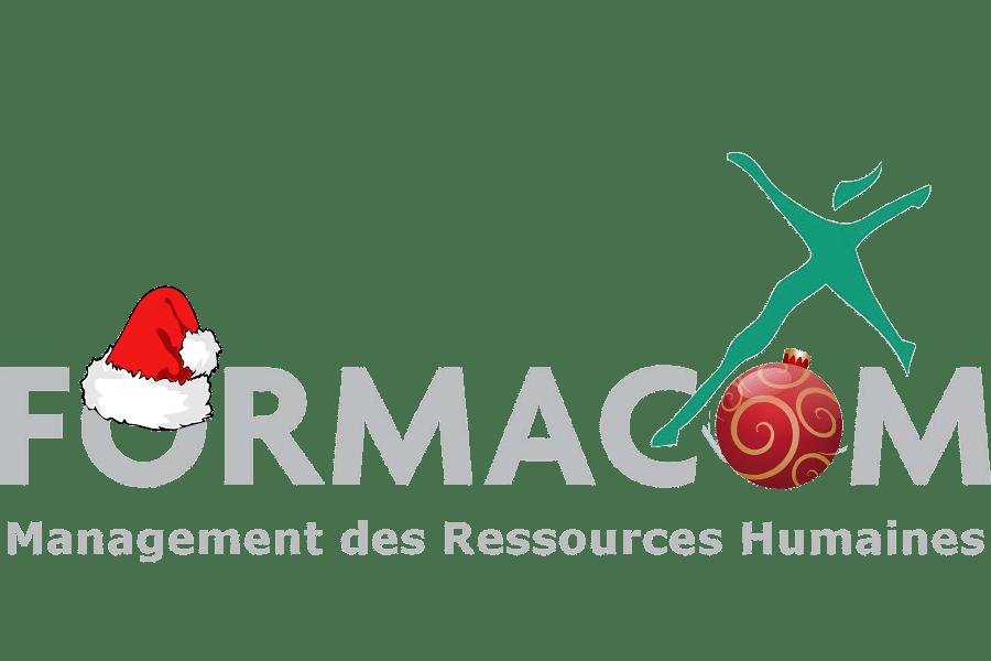 Logo Noël FORMACOM